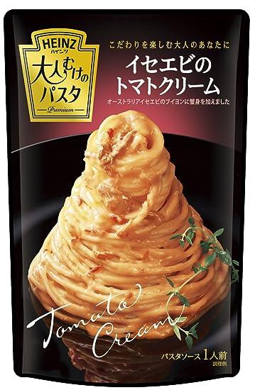 bolsas 130gX4 crema de tomate de Heinz adultos de pasta de langosta