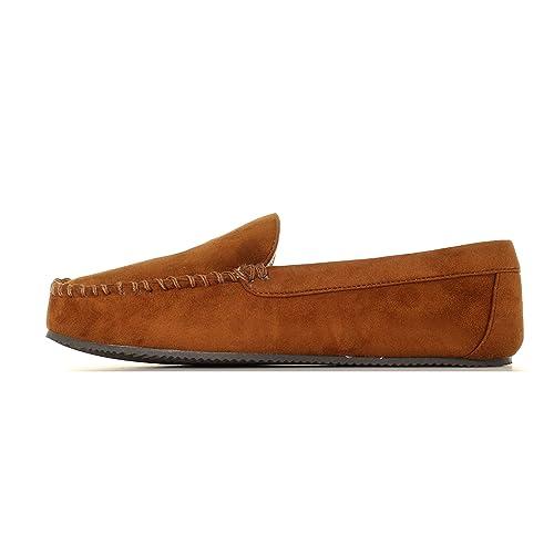 Polo Ralph Lauren - Zapatillas de Estar por casa de Tela para ...