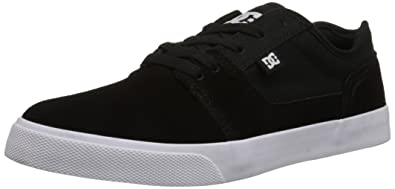 DC TONIK Unisex-Erwachsene Sneakers  Black/Red