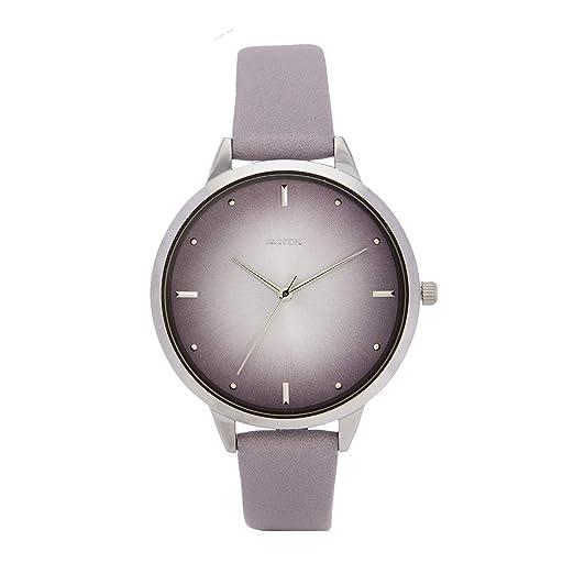 Parfois - Reloj Lilac - Mujeres - Tallas Única - Lila: Amazon.es: Relojes