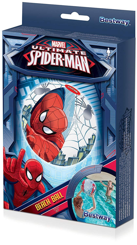 ALMACENESADAN 2310; Pelota de Playa Spiderman: Amazon.es: Juguetes ...