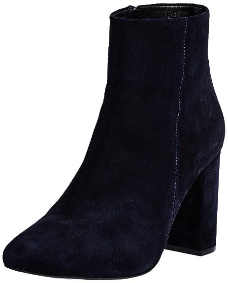 ES 30788 Crute, Zapatillas de Estar por Casa para Mujer, Azul Oscuro, 39 EU Buffalo