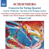 Concerto pour quatuor a cordes