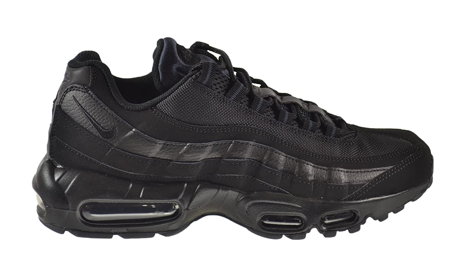 Nike Air Max 95 Men s Shoes Black Black-Anthracite 609048-092 13 D M US