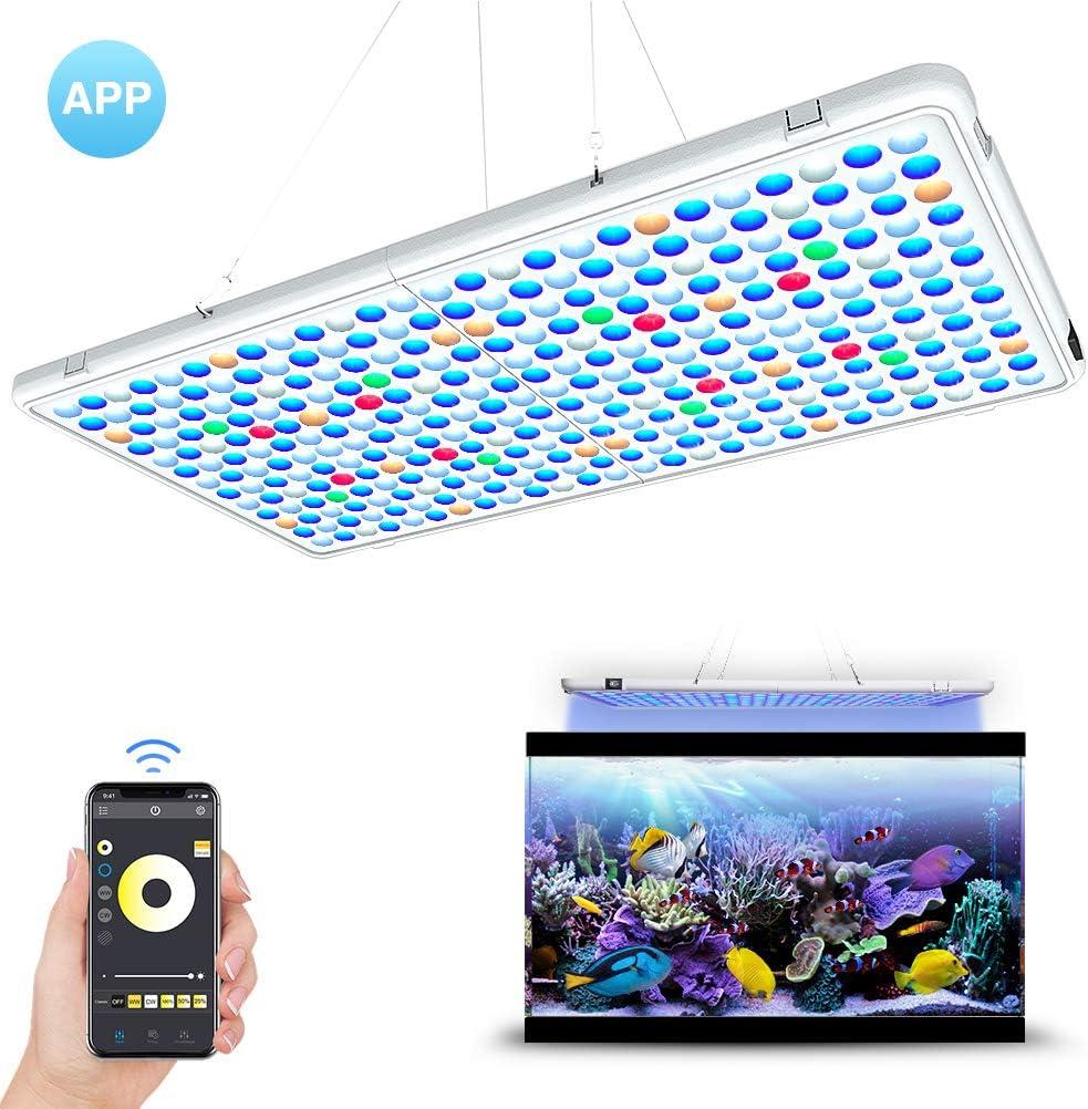 Relassy LED Aquarium Light Panel