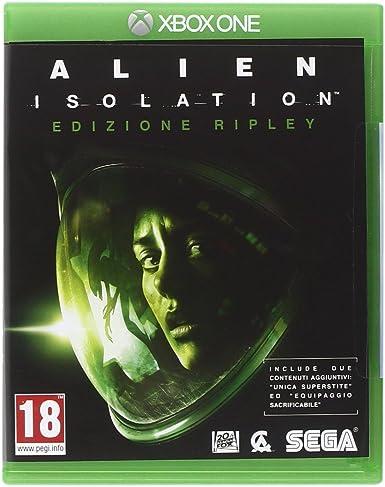 Digital Bros Alien - Juego (Xbox One, Xbox One, Survival / Horror, M (Maduro)): Amazon.es: Videojuegos