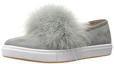 c1e6e726a62 Steve Madden Women s Emily Fashion Sneaker Grey 6 ...