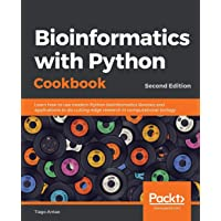 Bioinformatics with Python Cookbook: Learn how to use modern Python bioinformatics libraries and applications to do…