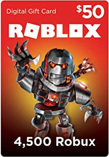 Amazoncom Roblox Gift Card 4500 Robux Online Game Code - 2 phones roblox code