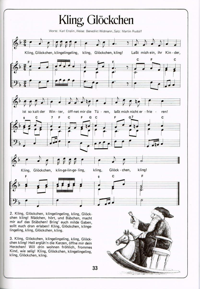 El Gran Libro de Navidad – 70 Canciones de Navidad conocidas – Un ...