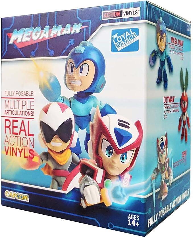 Cutman Loyal Subjects Mega Man 3-Inch Capcom Mini-Figure