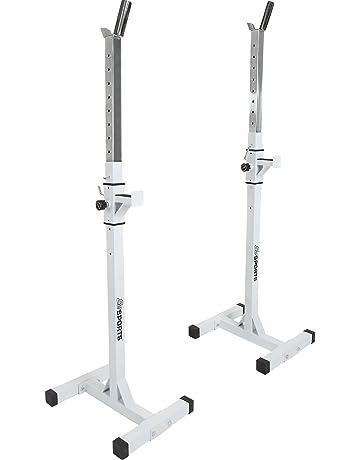 ScSPORTS – Pesas (Regulable 113H0010 – Soporte con Dos pies 30 y 50 mm de