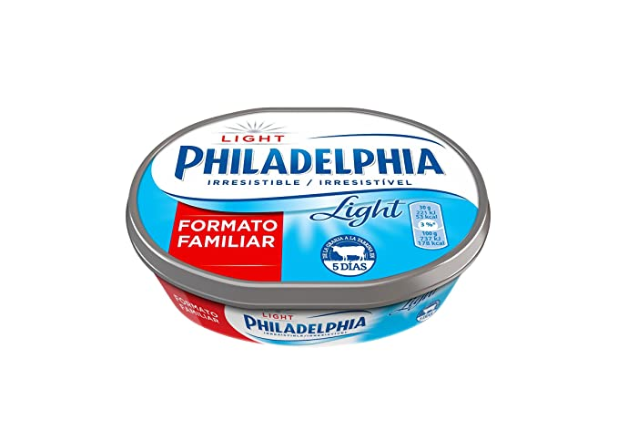 PHILADELPHIA queso para untar light tarrina 350 gr