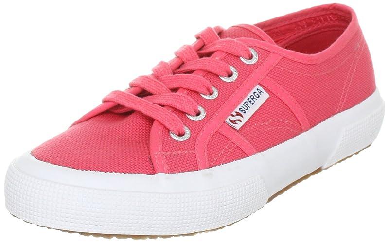 Superga 2750 Cotu Classic Sneakers Low-Top Unisex Damen Herren Paradise Rosa