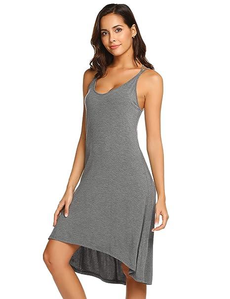 Sexy mom in nightgown sleeping