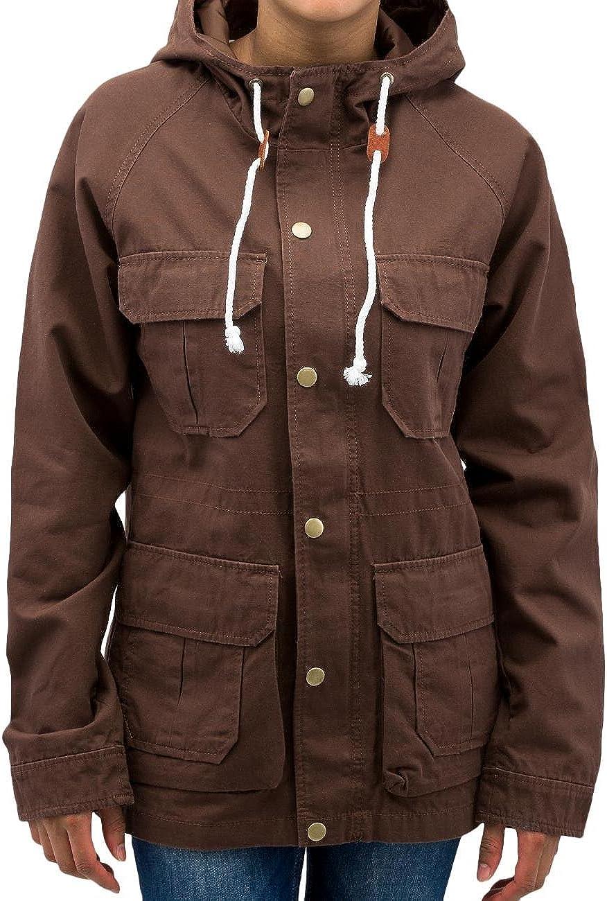 Adidas Neo Parka Jacket – Men's Outdoor Jacket Brown Size L/XL ...