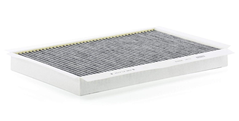 Original MANN-FILTER Filtre dhabitacle CUK 3569 Filtre /à charbon actif Pour v/éhicules particuliers