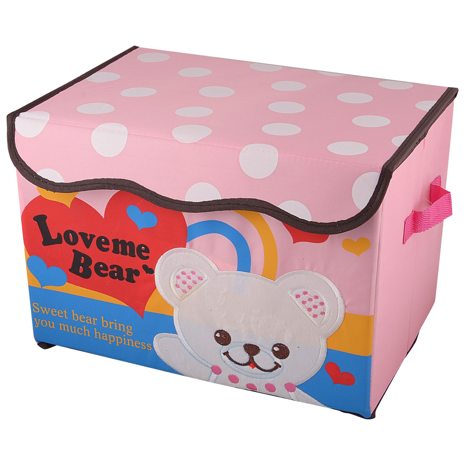 Buy Portable Foldable Baby toy storage / Baby laundary box - Easy to wash Online at Low Prices in India - Amazon.in  sc 1 st  Amazon.in & Buy Portable Foldable Baby toy storage / Baby laundary box - Easy ...