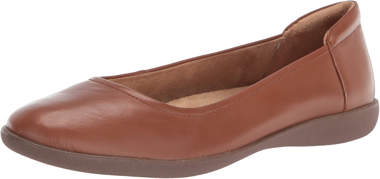 Naturalizer Women's Flexy Skimmers Ballet Flat