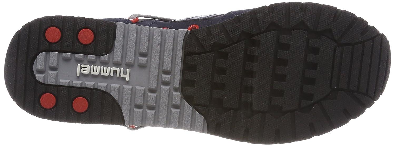 Hummel Unisex-Erwachsene Unisex-Erwachsene Hummel Marathona Racer Sneaker Blau (Peacoat) 1462e8