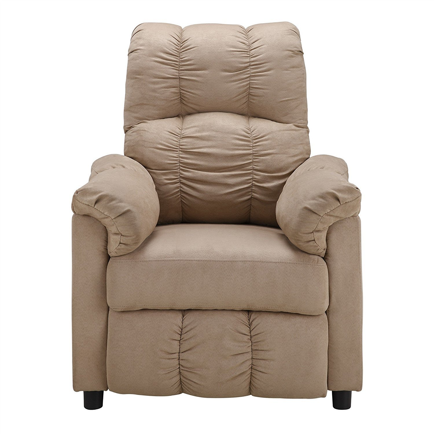 Dorel Living Slim Recliner, Beige - Amazon.com: Chairs - Living Room Furniture: Home & Kitchen