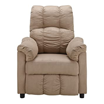 Dorel Living Slim Recliner Beige  sc 1 st  Amazon.com & Amazon.com: Dorel Living Slim Recliner Beige: Kitchen u0026 Dining islam-shia.org