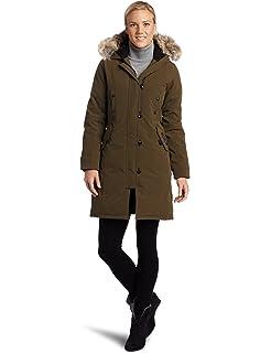 2d9761f173f7 Amazon.com  Canada Goose Women s Mystique  Clothing