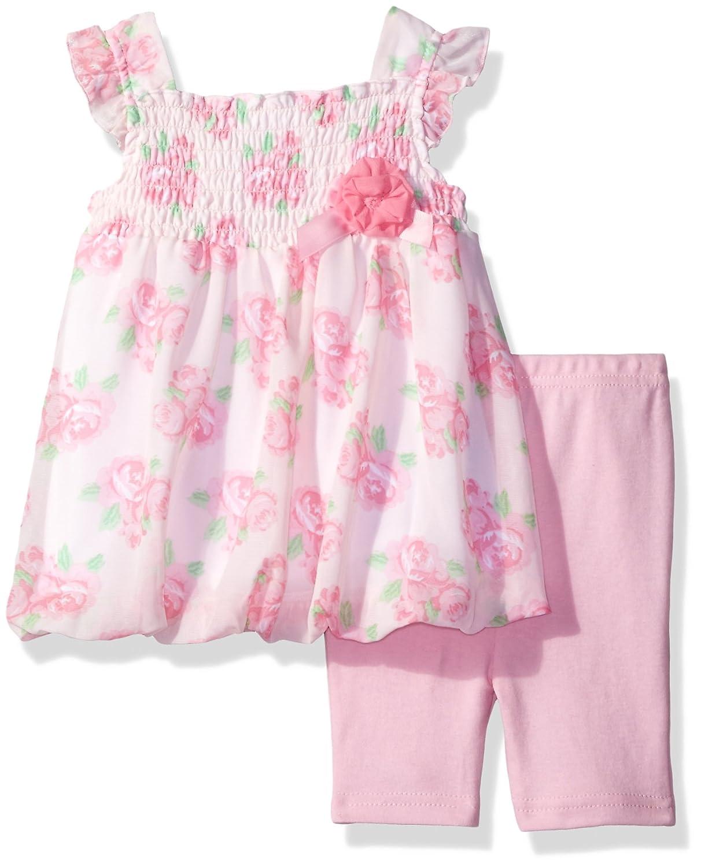 流行に  Bon Pink Bebe PANTS ベビーガールズ 18 Months 18 Pink PANTS Roses B01N446YUM, アコースティック:12035e43 --- a0267596.xsph.ru