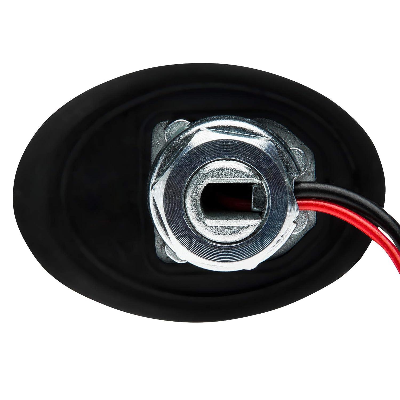 Universe Adaptateur antenne auto Socle avec Raku 2/Triplex Adaptateur /& Amplificateur universel Noir/ /Antenne Pied voiture Toit Fiche