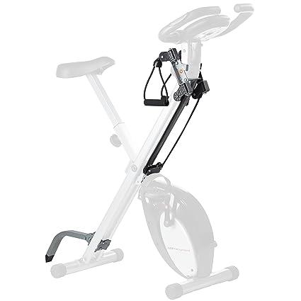 Ultrasport Set de accesorios F-Bike, equipamiento para bicicleta estática, accesorios para bicicleta