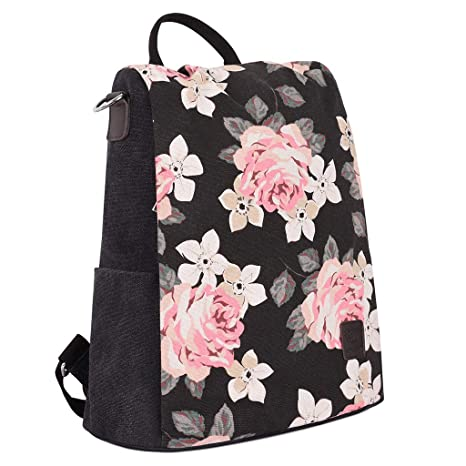 Amazon.com: Backpack Schoolbag for Girl Teens, Vithconl ...