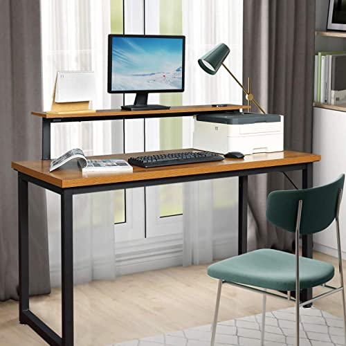 Computer Desk Modern Office Desk  - the best modern office desk for the money