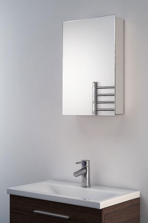 Alban Non Illuminated Bathroom Mirror Cabinet K136 Amazoncouk