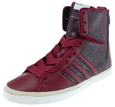 Adidas Blau HAZE HI W burgundy Turnschuhe, Groesse 40.5  Amazon  ... Reiches Design