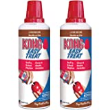 KONG - Easy Treat - Dog Treat Paste - 8 Ounce (2 Pack) - Liver