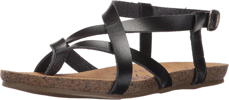 Blowfish Malibu Womens Granola Flat Sandal