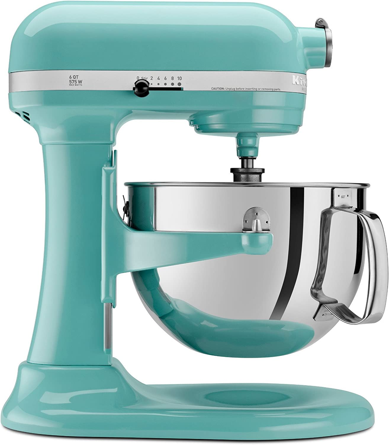 NEW Kitchenaid Kp26m1xaq Aqua Sky Martha Stewart Color Pro 600 Stand Mixer 6-qt Best Quality Fast Shipping Ship Worldwide From Hengheng Shop
