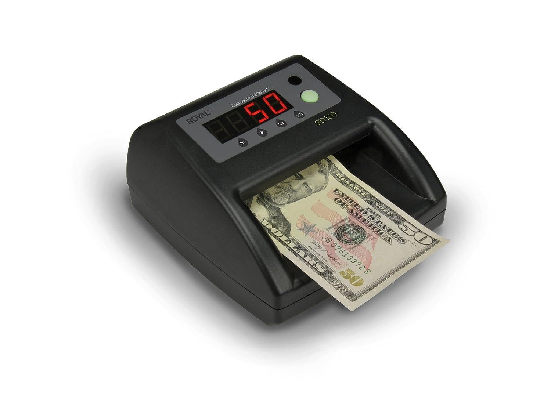 Amazon.com : Royal Consumer 69136F BD100 Counterfeit Detector Cash Register : Electronics
