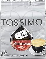 TASS CARTE NOIRE Americano Coffee 114G