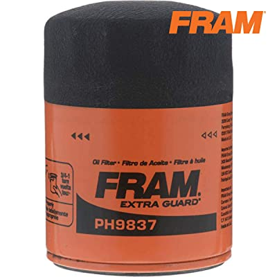 FRAM PH9837 Spin-On Oil Filter: Automotive