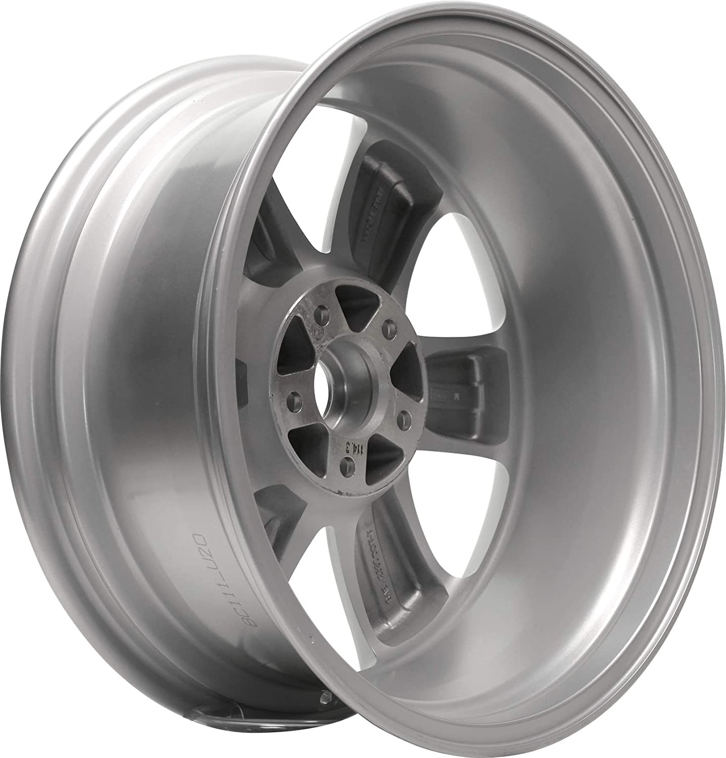Partsynergy Replacement For New Replica Aluminum Alloy Wheel Rim 18 Inch Fits 2006-2007 Nissan Murano 5-115mm 6 Spokes