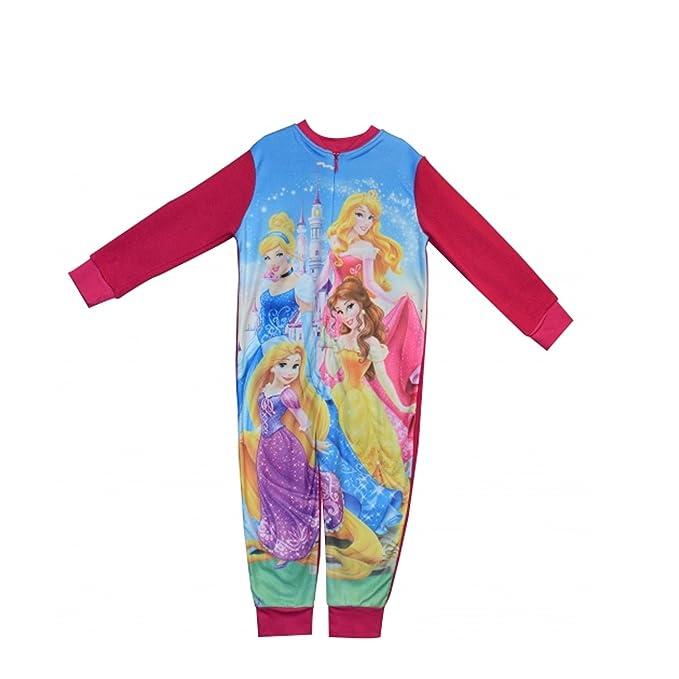 2924f944a572d Disney - Grenouillère - Fille Multicolore 2-3 Ans  Amazon.fr  Vêtements et  accessoires