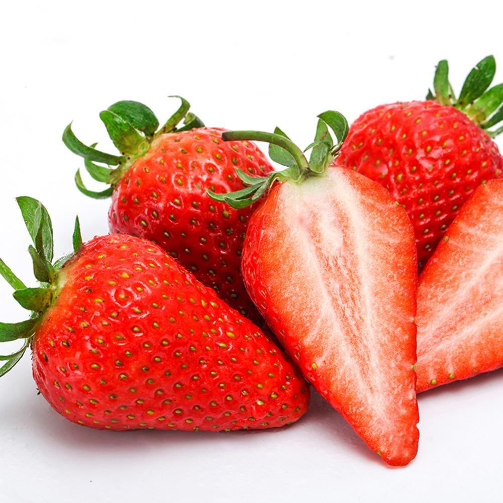 Giant Strawberry Seeds 315Pcs//BIG Red Strawberry//Organic Seeds Garden Outdoor Indoor