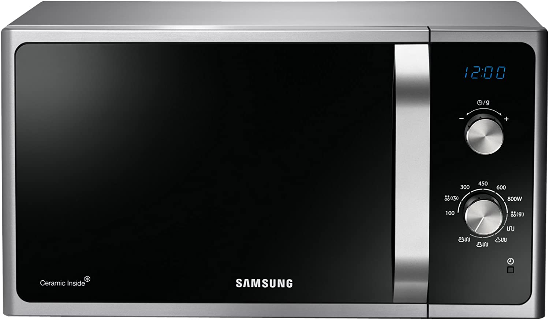Samsung MG23F301EAS 23L 800W Acero inoxidable - Microondas (23 L ...