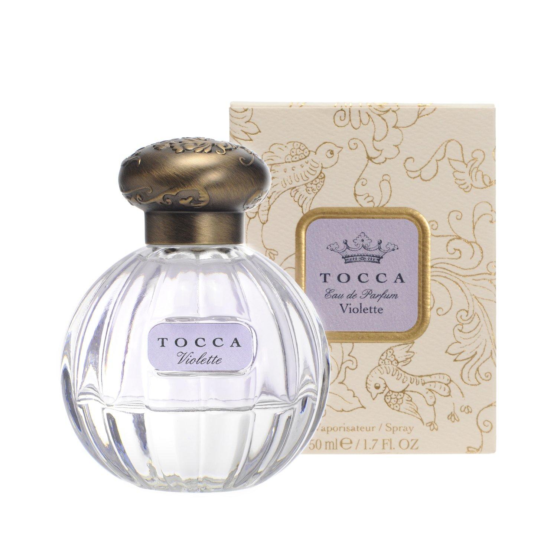 Tocca Beauty Violette Eau De Toilette Formulation Spray, 1.7 Oz, 1 lb 0725490020627