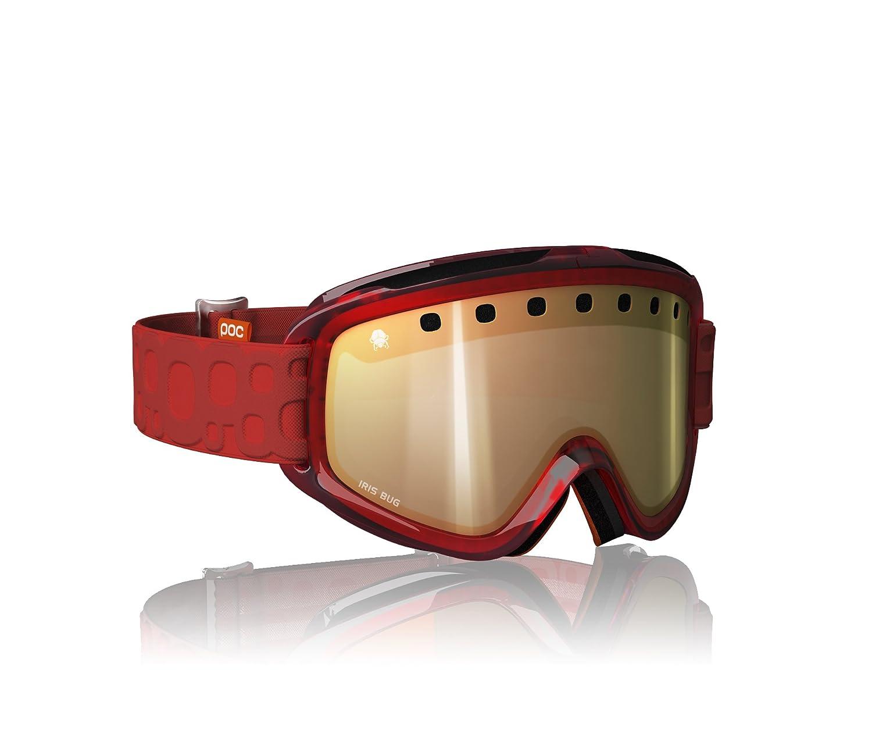 POC Iris BUG Goggles POC Iris BUG Goggles (Red Small) PC400309027SML1