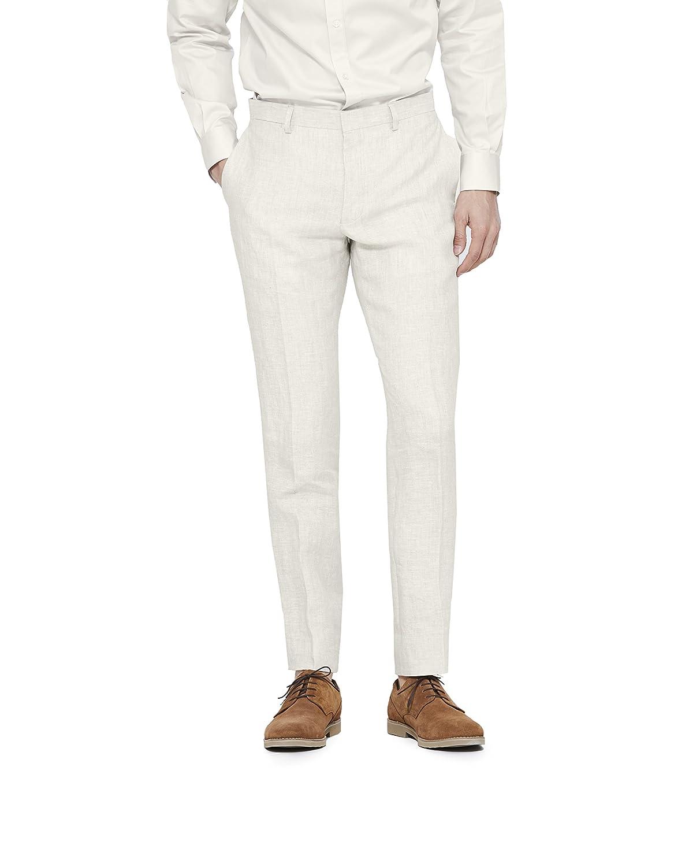 TALLA Tallas De Fabricante: 38. Celio Lochamps, Pantalones para Hombre