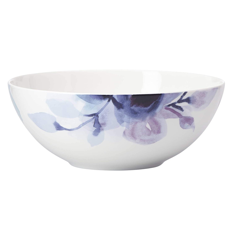 8.75 Fifth Avenue Crystal Gabriella Snack Bowl Clear 8.75 301085-GB