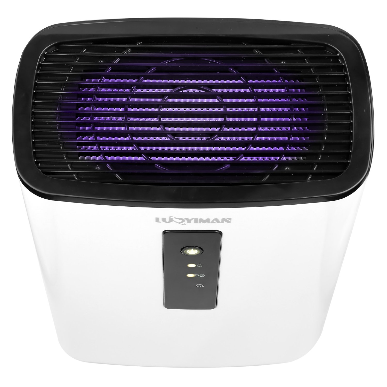 LUOYIMAN Dehumidifier Electric Home Dehumidifier Quiet Operation with UV Sterilization (2.5 Liter) by LUOYIMAN (Image #2)