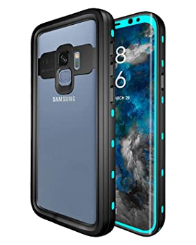 sale retailer 2bb79 a1147 Casetego Galaxy S9 Plus Waterproof Case, Underwater: Amazon.co.uk ...